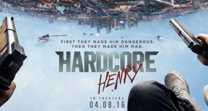 The Dose: 'Hardcore Henry' is a must-see for action fans
