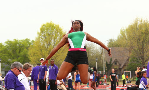 Four track and field athletes ready for opportunity to compete at NCAA tournament