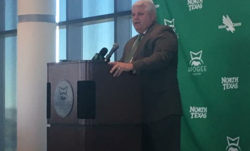 Exclusive: Rick Villarreal discusses resignation as UNT athletic director