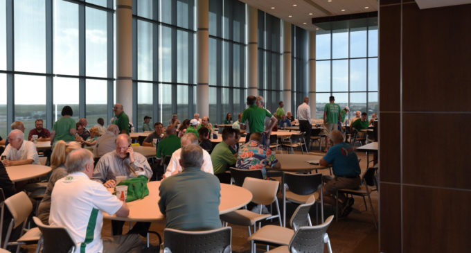 UNT consultants host open athletics forum amid athletic director search