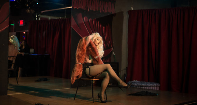 Heels, thrills and business as usual at Mable Peabody's