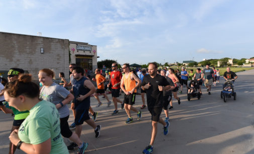 Denton Area Running Club kicks off Summer Run series