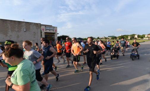 Denton Area Running Club kicks off Summer Run series