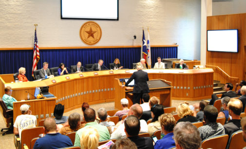 Denton City Council passes resolution supporting SB4 lawsuit