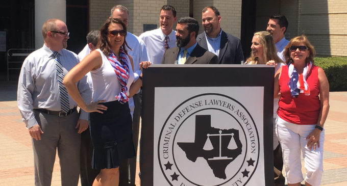 Denton County participates in historic statewide Declaration of Independence reading