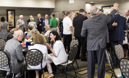 Denton elected officials come together for celebratory summit