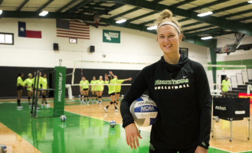 Carnae Dillard was a beast. Now the volleyball team adjusts to fill her shoes