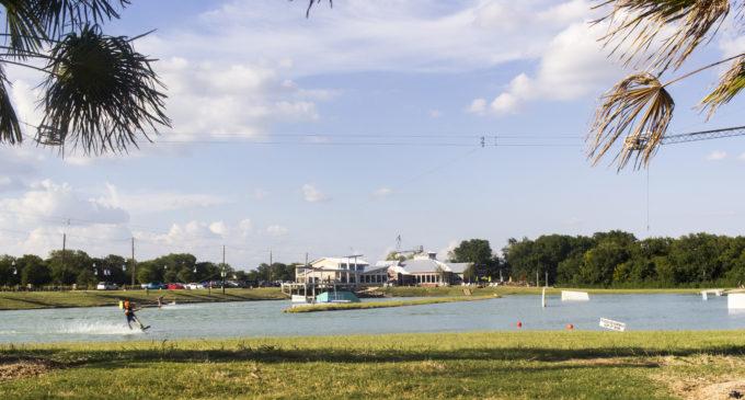 High tides at Little Elm wake park stir competitive spirits