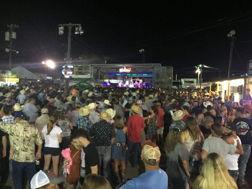 A Night With Charlie Daniels At The North Texas State Fair