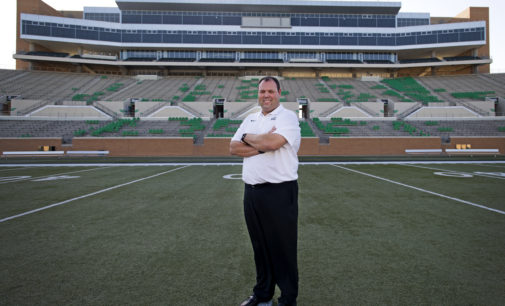 The ultimate homecoming: new A.D. Wren Baker ready to right the ship at North Texas