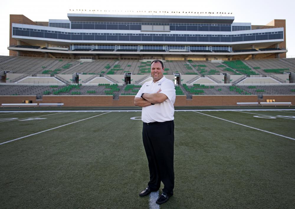 In one year under Wren Baker, North Texas athletics has taken tremendous strides