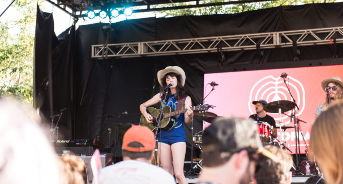 Nikki Lane brought some love to Oaktopia Fest