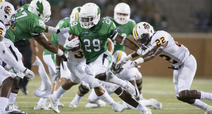UNT students weigh in on Mean Green football