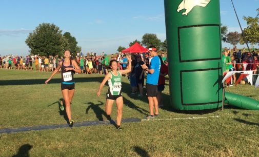 Women's cross country finishes in historical fashion at Ken Garland Invitational