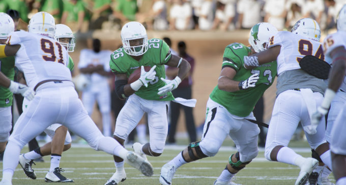 North Texas football caps ferocious rally with double-overtime road victory