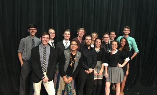 UNT media arts student wins international playwright award