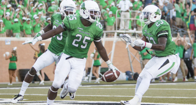 All aboard the North Texas football hype train