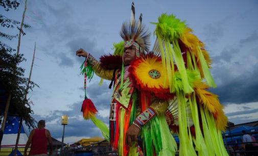 Native American dancers share perspective on Dakota Access Pipeline