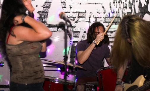 Panic Volcanic electrifies their intimate crowd at Oaktopia