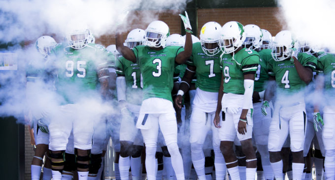 North Texas football mauled by Florida in the swamp