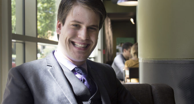 In Republican territory, UNT's Connor Flanagan tries to win Texas House seat