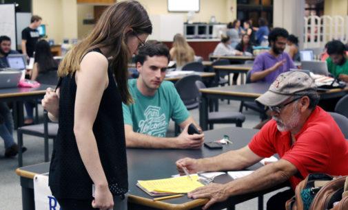 UNT holding one last effort to register voters