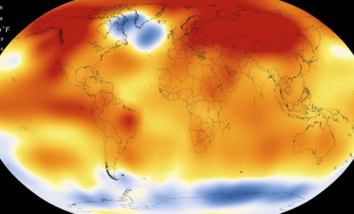 Nov. 8 vote will determine U.S. policy on climate change