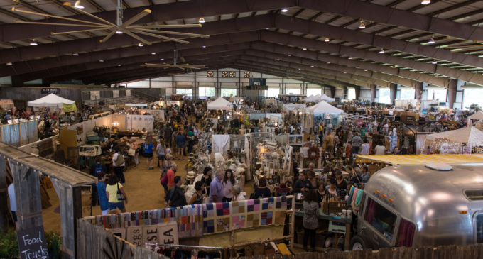 Vintage Market Days in Denton showcases wide variety of unique businesses
