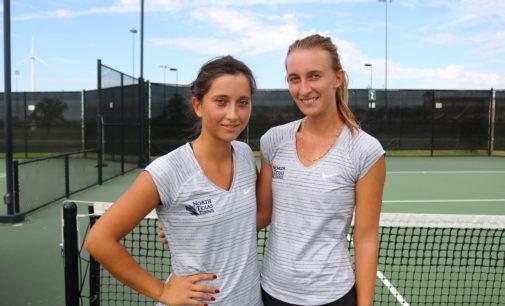 Mean Green tennis duo makes history entering 2017 season