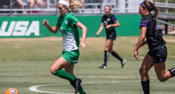 North Texas soccer claims share of C-USA title with win over FIU