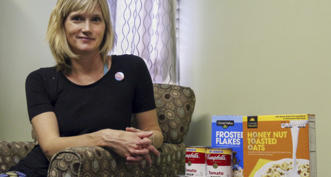 Little Free Pantry aims to end hunger in Denton