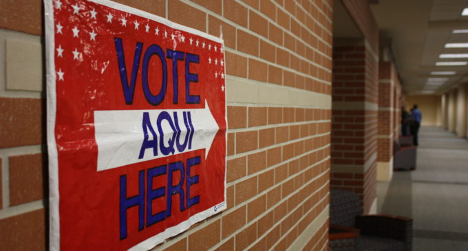 Early voting numbers break records in Denton County