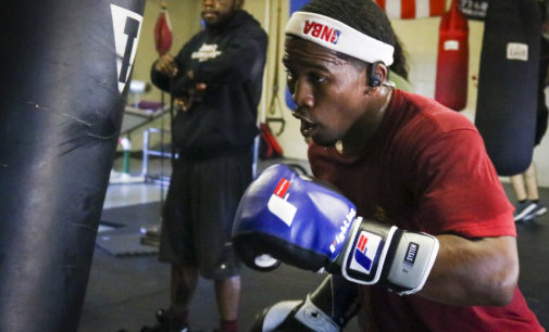 Denton boxing gym provides hope and escape for Flint native