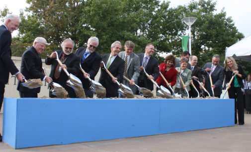 UNT College of Pharmacy breaks ground for construction of new building