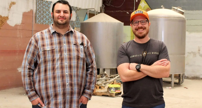 New brewery in the works near Denton Square
