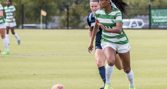 Mean Green soccer entering familiar territory with sights set on another C-USA crown