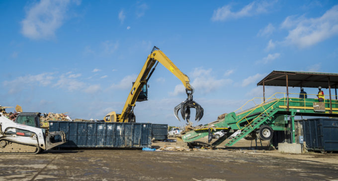 Denton landfill moves toward sustainability