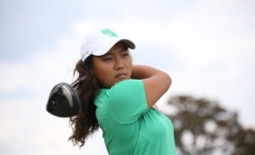 Women's golf finds diamond in the rough at Johnie Imes Invitational