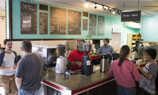 Big Mike's Coffee changes name to Aura Coffee