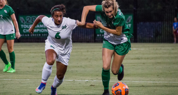 Depth in midfield leading Mean Green soccer into C-USA tournament