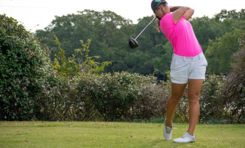 Women's golf continues to improve, finishes final fall tournament in 3rd place