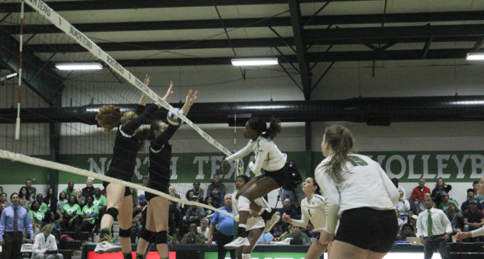 Mean Green volleyball gears up for C-USA tournament
