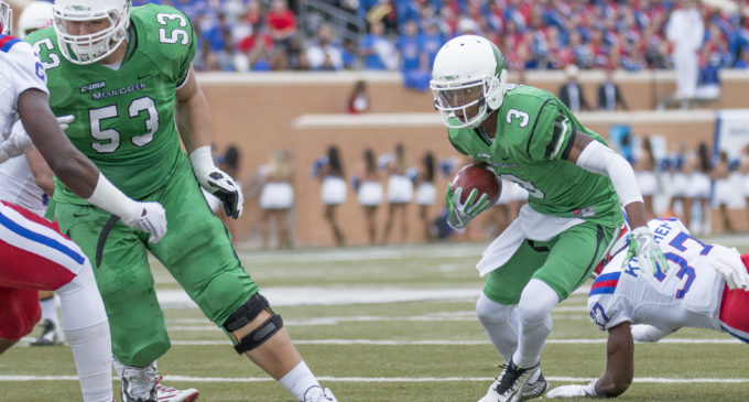 It's time for North Texas football to get gritty