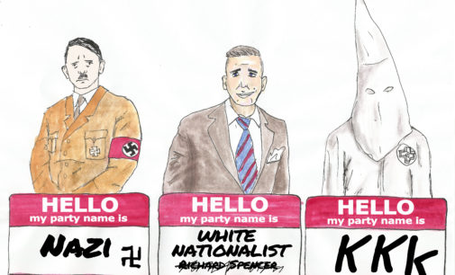 It's time to start calling the 'alt-right' proto-fascists
