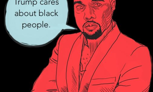 How should rappers respond to Donald Trump?