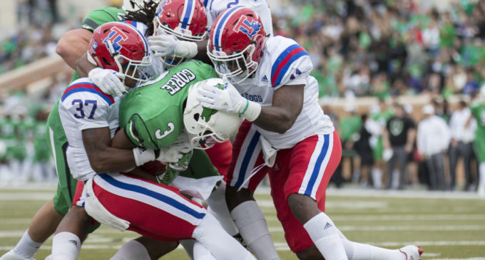Mean Green football routed on homecoming by Louisiana Tech