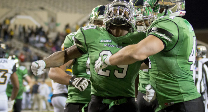 The Mean Green won the biggest game of its season; now they have to do it again