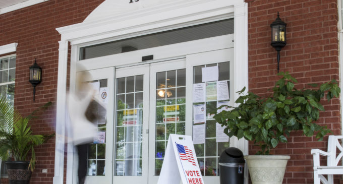Issues reported with ballot equipment as Denton heads out to vote