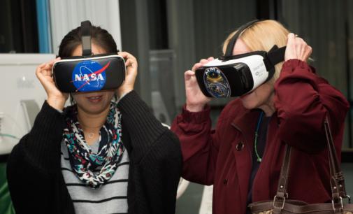 NASA and UNT partner to encourage STEM careers in children