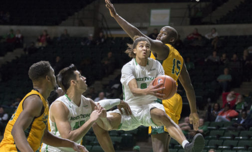Woes continue for men's basketball in seventh consecutive loss